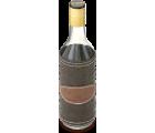 Бутылка стеклянная водочная Магарыч в чехле 0,5 л.