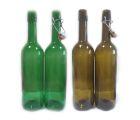 Бутылка винная с бугельной пробкой 0,75 л