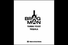 Дрожжи спиртовые Bragman Tequila