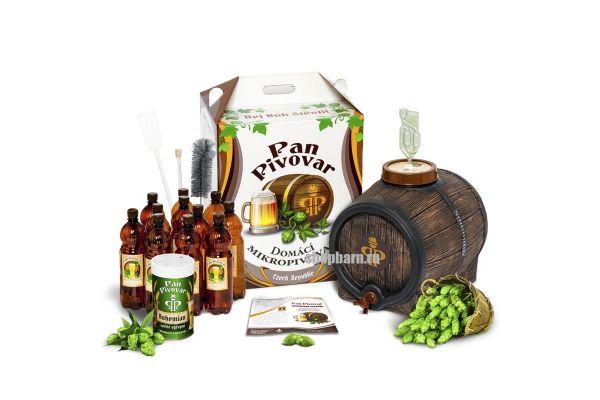 Домашняя пивоварня Pan Pivovar